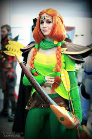 windranger dota 2 the northern wind by ver1sa on deviantart