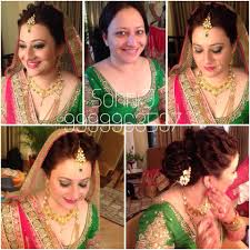 new delhi sohni juneja make up artist
