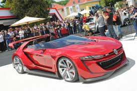 VW GTI Roadster Concept for GT6 Comes to Life at Wörthersee [30 ...
