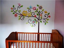Owl Bedroom Decorating Baby Boys Room Ideas With Nursery Wall Decor All About Cute Owl