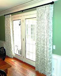sliding door covering ideas patio door curtains curtain rods for sliding glass doors patio door curtains best