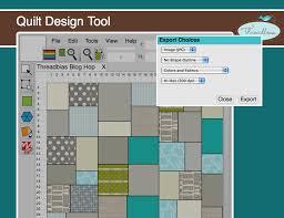 Quilt Design Software Free – Home Image Ideas & threadbias design tool quilt programma di progettazione quilt da Adamdwight.com