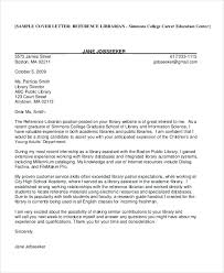 Font Of Cover Letter Reference Librarian Cover Letter Best Font For