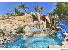 backyard pool with slides. Residential Pools With Slides Amazing Backyard Pool K