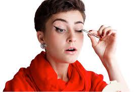 cat eyes makeup with gles saubhaya makeup