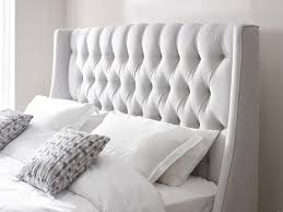 Good Double Bed Headboards Uk 65 About Remodel Easy Diy Headboards Double Bed