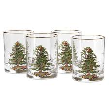 Spode Christmas Tree Cereal Bowls