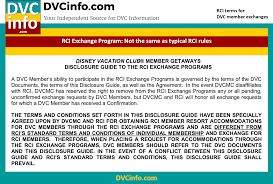 Rci Points Chart Dvc Exchange Into Rci Dvcinfo