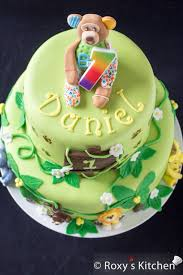 Safari Jungle Themed First Birthday Party Part I Dessert Ideas