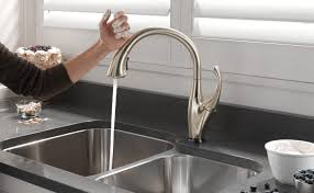 Touch kitchen faucets Bronze Which Brand Is The Best For Touchless Kitchen Faucet Gaia Institute Which Brand Is The Best For Touchless Kitchen Faucet