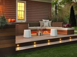 outside patio designs  patio 57 creative small outdoor patio with wooden deck and