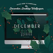 December 2018 Illustrated Desktop ...