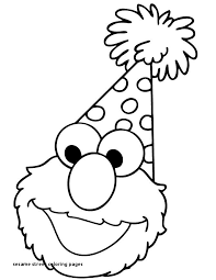 Sesame Street Printable Coloring Pages Lovely Sesame Street Coloring