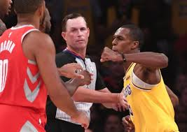 Taught his sons basketball and football and coached them in various youth. Rajon Rondo S Family Member Confronts Chris Paul S Wife After Lakers Rockets Brawl Cavaliers Nation