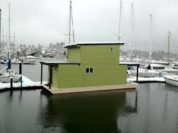 Small Picture Small Houseboat is 550 Square Feet of Bliss Would You Live Here