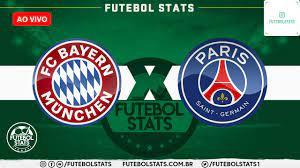 Como assistir Bayern de Munique x Paris Saint-Germain Futebol AO VIVO TNT  Sports – Champions League 2020 - Futebol Stats