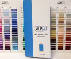 Mettler Color Chart Real Thread Charts And Color Cards For Aurifil Thread And
