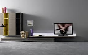 Lovely LED TV Wandwand   Modernes Wohnzimmer Mit Einem LED Board Als Highlight