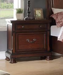 cherry wood nightstand. Cherry Wood Nightstand E