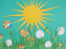 Powitanie wiosny w Szkole Podstawowej nr 3 w Reszlu ⁄ Zespół Szkolno-Przedszkolny w Reszlu, Szkoła Podstawowa Nr 3, Przedszkole