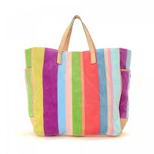 Coach Large Beach Towel Tote