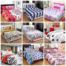 bed sheets texture. Multi Colored And Red Pure Cotton Organic Daisey Texture King Bed-Sheets, Rs 235 /piece | ID: 11604134212 Bed Sheets T