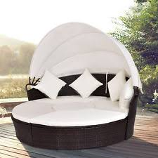 Outdoor Canopy Daybed | eBay