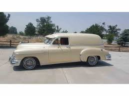 1950 Chevrolet Sedan Delivery for Sale | ClassicCars.com | CC-895262