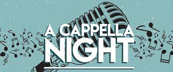 Image result for a cappella night