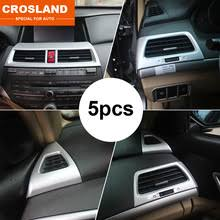 honda accord 2008 modified. 5pcs abs for honda accord 20082012 air conditioning outlet box decorative modified interior decoration 2008