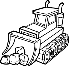 Dozer Drawing At Getdrawingscom Free For Personal Use Dozer