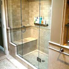 interior tile shower bench ideas stunning fresh accessories amazing for with regard to 7 from