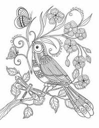04013a796fd698ca11e9eedf2e20a5fb abstract coloring pages mandala coloring bird mandala to color from nature mandalas coloring book for on creative coloring birds