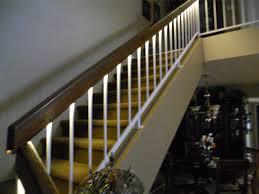 inspired led lighting. LEDs Underneath The Railing By Inspired LED #LED #Lighting #stairs #staircase # Led Lighting