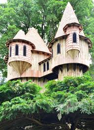 cool tree house blueprints. Large Tree Houses With Nice Cube Shape Design For Little Green House Cool Blueprints S