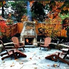 how to build an outdoor stone fireplace cost of kits your own ston