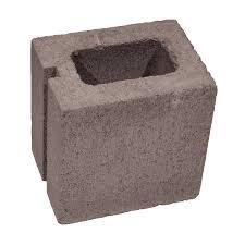 Half Concrete Block (Common: 6-in x 8-in x 8-