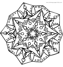 Small Picture Printable Mandala Coloring Pages Get Coloring Pages