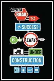 Success Posters Posters Posterhouzz The Road To Success Poster Fine Art Flipkart
