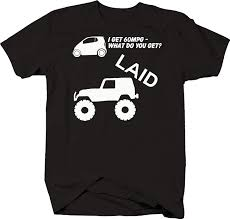 Jeep T Shirt Designs Lifted Smart Car Mpg Laid For Jeep Tshirt For Men