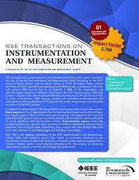 Ieee Ims على تويتر Ieee Transactions On Instrumentation And