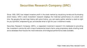 Securities Research Company Src