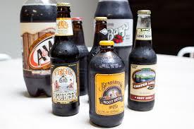 seven bottles of root beer