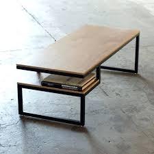 metal coffee table coffee table coffee tables as modern wood coffee table reclaimed metal mid