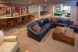 basement pool table. Excellent Finished Basement Bar, Lounge, Game Room, Pool Table, Sofa Table E