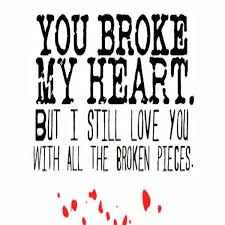 Quotes About Broken Love Extraordinary Broken Heart Quotes Heartbreak Sayings About Relationship And Love