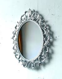 oval mirror frame. Oval Mirror Frame .