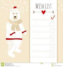 Baby Wish List Template Under Fontanacountryinn Com
