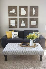 Padded Benches Living Room 17 Best Ideas About Fabric Ottoman On Pinterest Upholstered