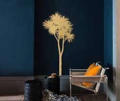 22 karat gold cabbage tree your decal